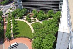 exteriors LEED environment sensory garden Discovery