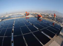 solar energy roofing