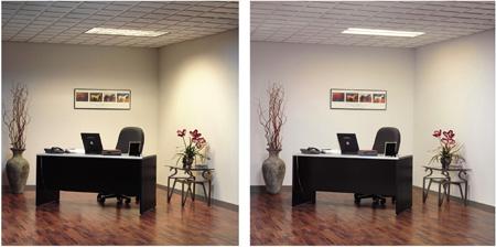 lighting fixtures illumination quality