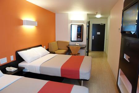 hospitality facility interiors new construction LEED