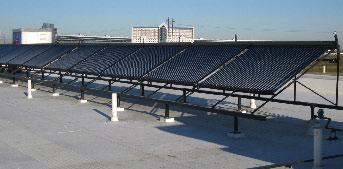 hospitality facility LEED solar energy