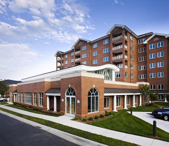senior living expansion facility management
