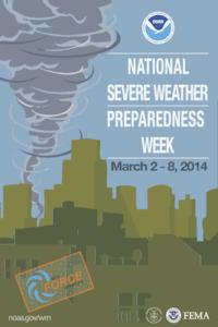 National  Sever Weather Preparedness Week