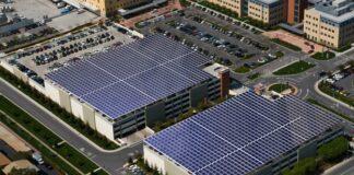 Kaiser Permanente Solar Panels
