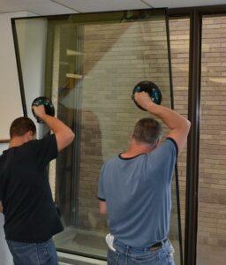 Kevon Installers Window