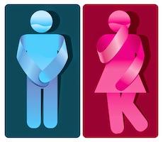 toilet symbols.