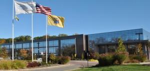 Exterior of Wyndham Worldwide.