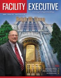 Facility Executive Magazine. January-February Cover. 2016.
