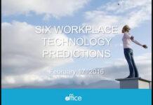 Six Workplace Technology Predictions Webinar