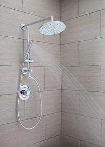 Shower Rail system