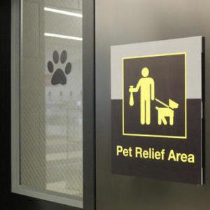 pets restroom