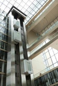 TWIN elevator