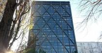 hybrid electric building