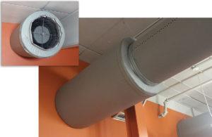 HVAC ductwork