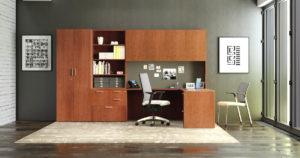 desk HON Centerpiece