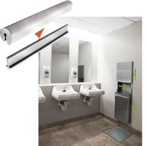 restroom odor control