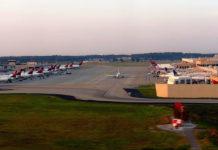 drones Hartsfield-Jackson Atlanta International Airport