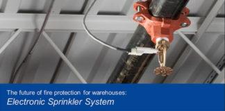 electronic sprinkler system