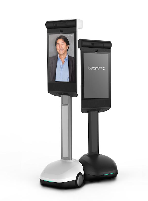 BeamPro 2 telepresence