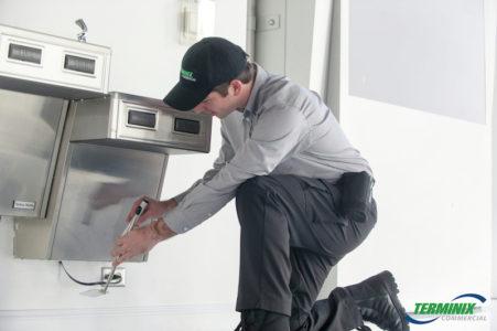 moisture control pest management