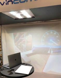 Li-Fi Lighting Panel