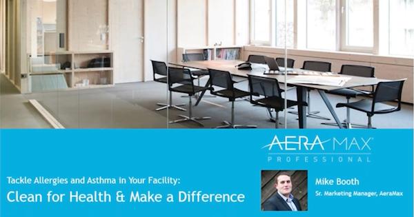 allergies asthma AeroMax webinar