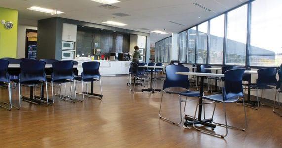 office space utilization