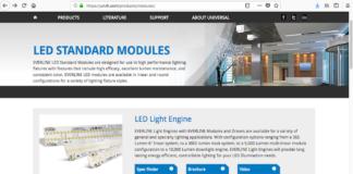 LED web resource