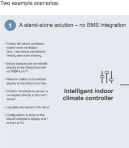 indoor climate control