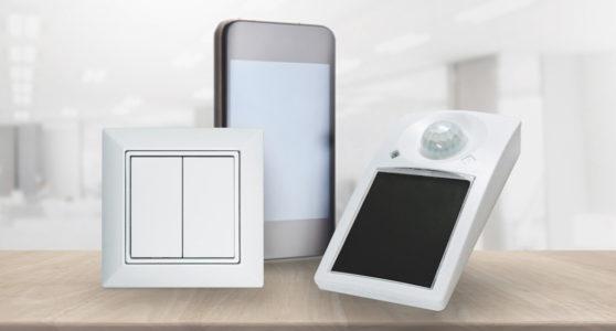 self-powered occupancy sensor