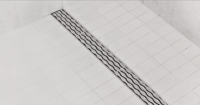 Quickdrain Proline Stainless Steel Linear Shower Drain