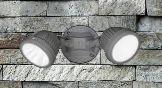 swivel floodlights