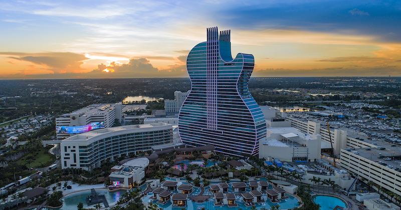 seminole hard rock and casino hotel