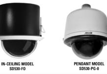 PTZ surveillance