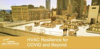 HVAC resilience