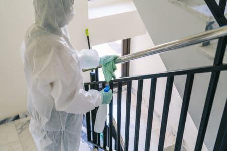 Disinfecting Service Program