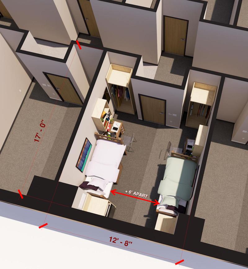 residence hall design