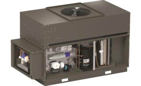 Greenheck Model RV-10 rooftop ventilation equipment